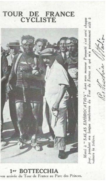 Bottecchia al Tour 1924